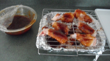 Game Time Chicken Wings