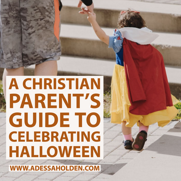 The Christian Parent's Guide to Halloween