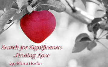 Search for Significance: Finding Love