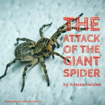 The Attack of the Giant Spider