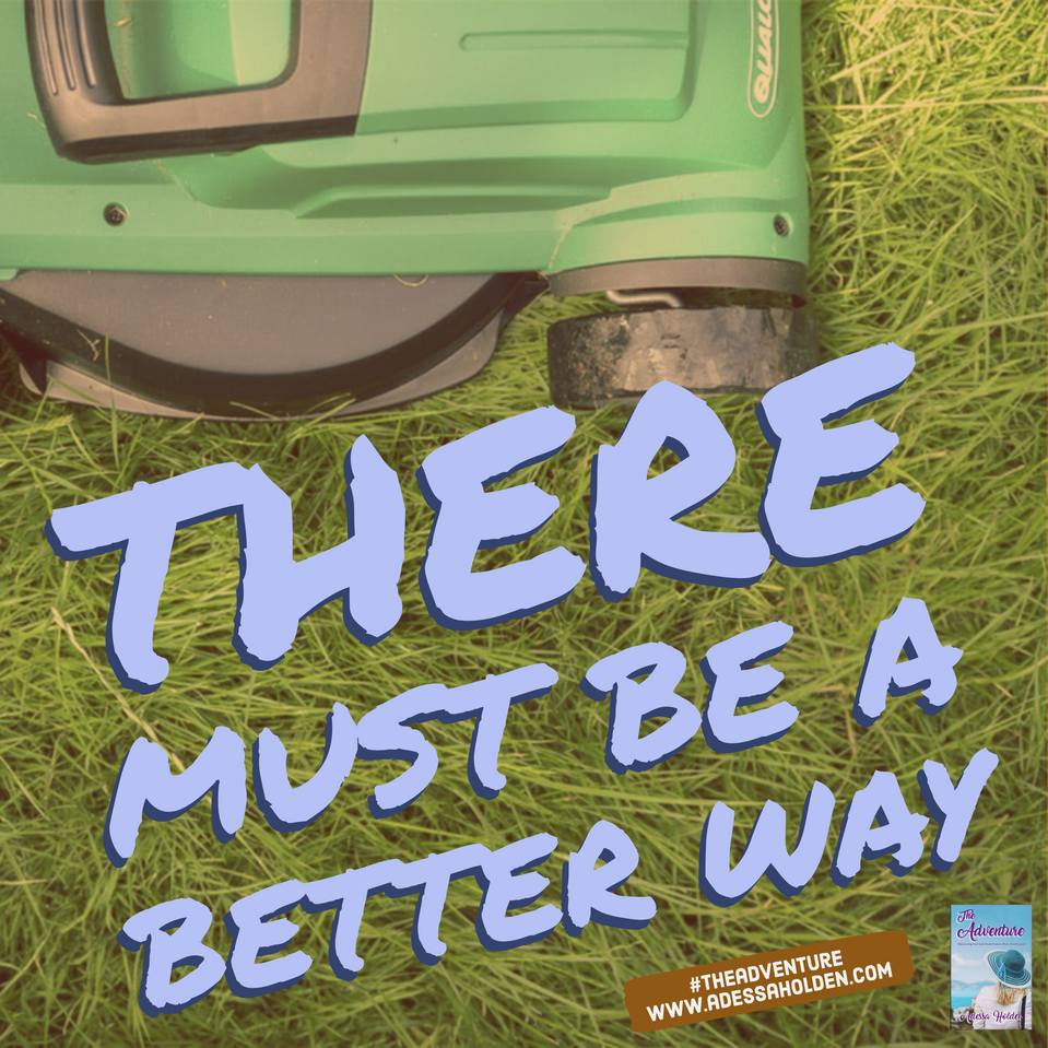 Lessons from a Lawn Mower