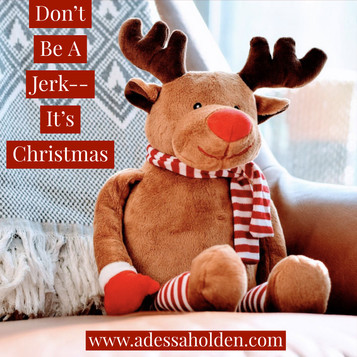 Don't Be A Jerk, It's Christmas