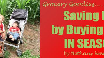 Saving Big by Buying Bulk In Season