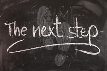 """the """"Big Step of Faith""""."""