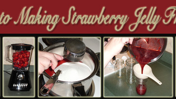 The Secret to Making Strawberry Jelly from Scratch