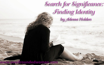 Search for Significance: Finding Identity