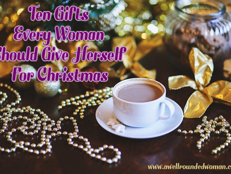 10 Gifts Every Woman Should Give Herself for Christmas