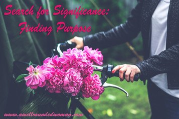 Search for Significance: Finding Purpose