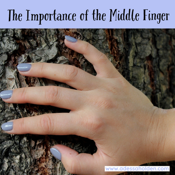 The Importance of the Middle Finger
