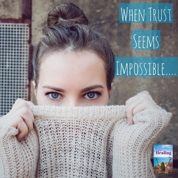 When Trust Seems Impossible