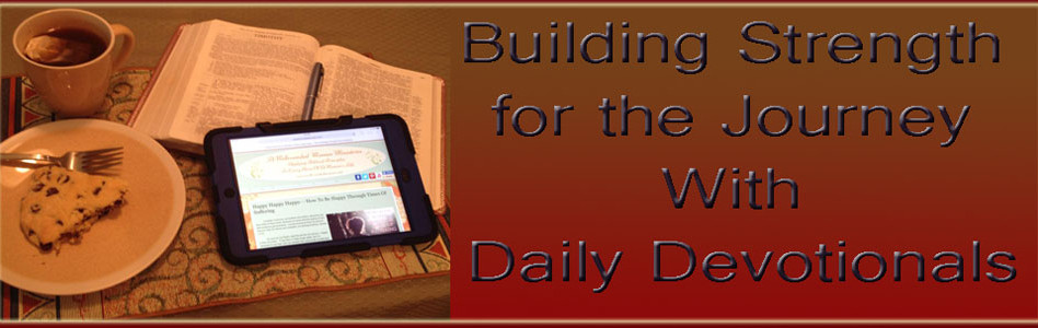 Building Strength for The Journey With Daily Devotionals