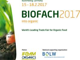 Biofach 2017 Nuremberg