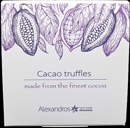 Cacao Truffles 90g.