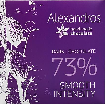 Σοκολάτα υγείας 73% κακάο 35γρ.