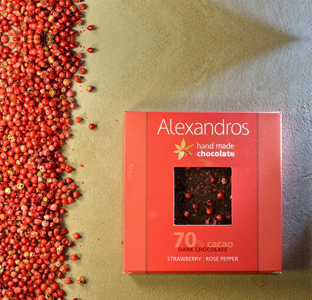 alexandros dark chocolate