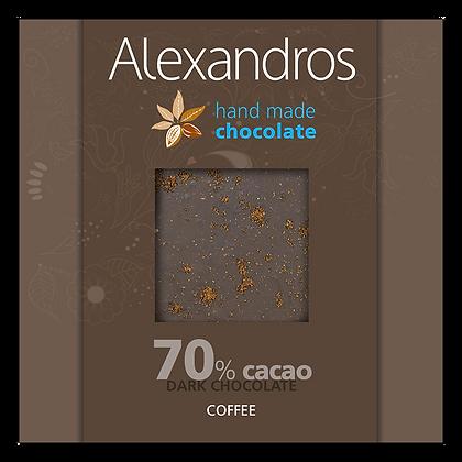 Σοκολάτα υγείας καφές