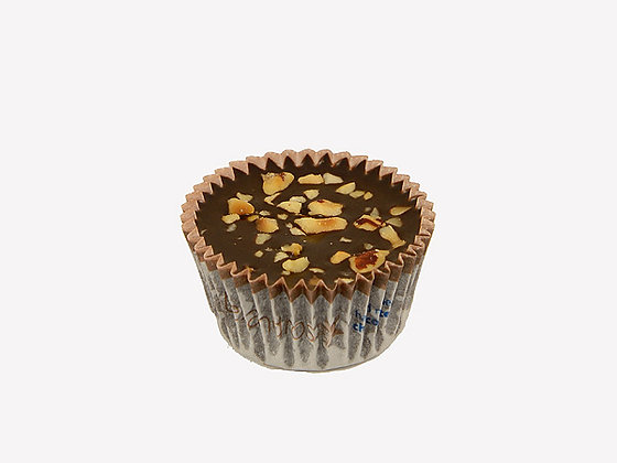 Praline cups υγείας αμύγδαλα