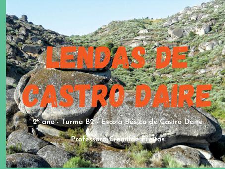 LENDAS DO CONCELHO DE CASTRO DAIRE - Turma B2 da EB Castro Daire