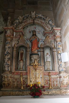 Visita à Igreja de Nossa Senhora da Conceição da Ermida