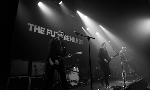 the futureheads live in glasgow