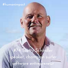 scotty schindler human impact podcast