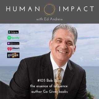 Bob Burg - author Go Giver series
