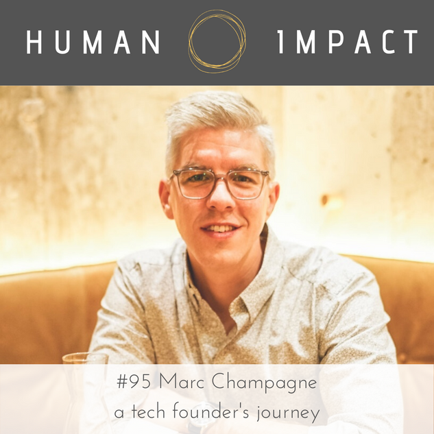 Marc Champagne - a founders journey