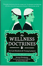 The Wellness Doctrines book cover by Jerome Doraisamy