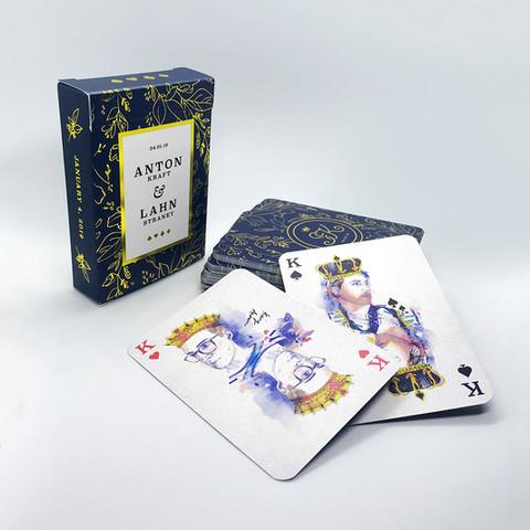 LS & AK Custom Card Deck
