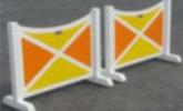 Two piece filler set (X rectangle)