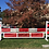 Thumbnail: 10' Aluminum gate with picket center