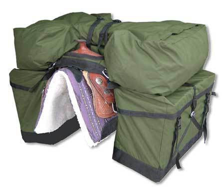 Pannier pack systems