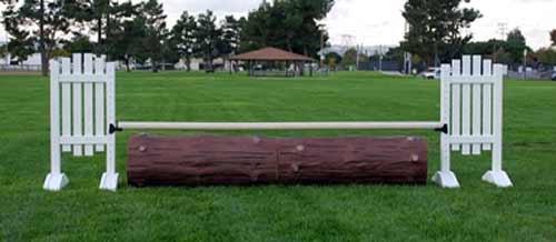 """130"""" Log – 2 piece set"""