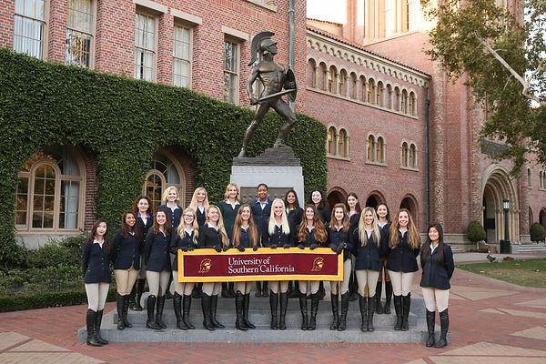 USC Equestrian Team Sponsor
