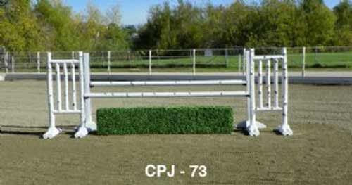 Set of 4x 10' Birch rails