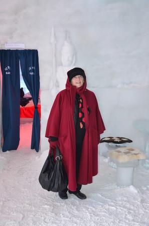 Romania Ice Hotel