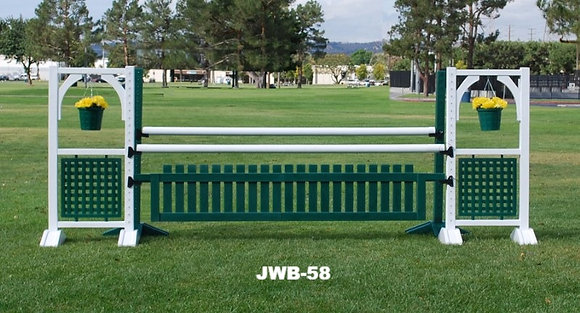 Jump combination JWB-58  Oxer