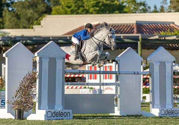 Menlo Horse Show Jump