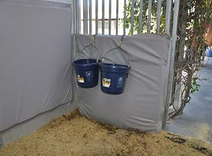 Stall and trailer padding