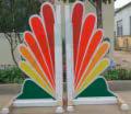 6' Rainbow wing (Powder coated Aluminum)