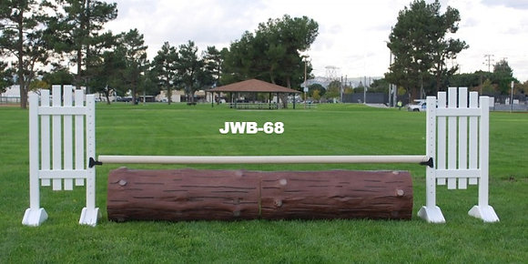 JWB-68 Picket wings, logs, rail