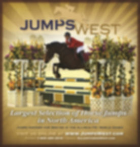 Jumps West carries the largest selection of horse jumps