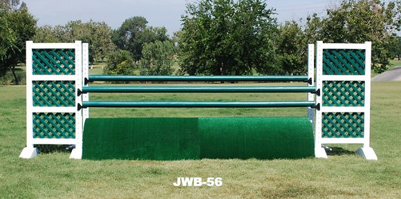 Jump combination JWB-56  Oxer