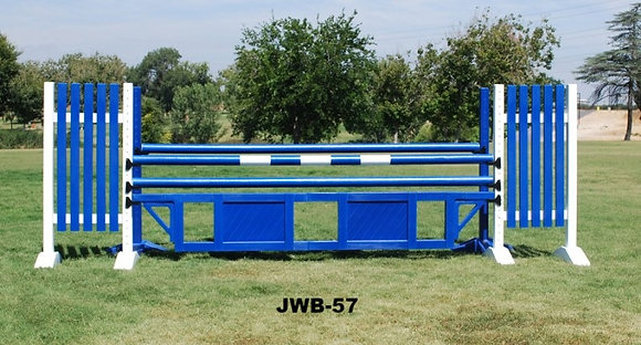 Jump combination JWB-57  Oxer