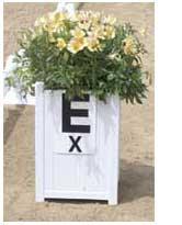 Arena Flower Box