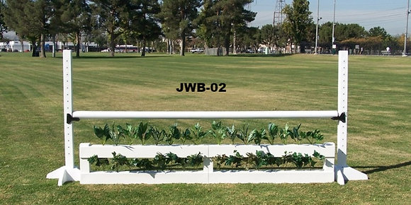 JWB-02 Schools with Flower Box and Flowers