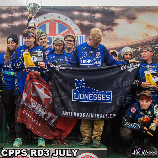1st Place - CPPS R3 2019