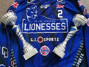 Lionesses Academy success! - Kat Connell