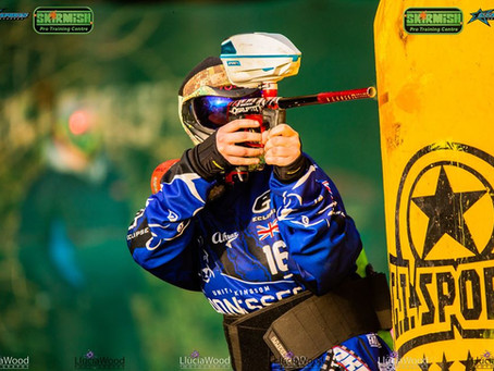 Playing paintball with Autism and Epilepsy - Becky Ward