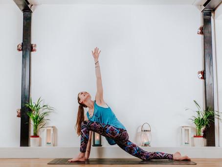 Hatha Flow Yoga with Nicole